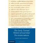 【预订】The Early Textual History of Lucretius' de Rerum Natura