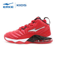【3件3折到手价:95.7元】鸿星尔克(ERKE) 童鞋儿童运动鞋减震气垫篮球鞋弹力耐磨大男童高帮训练