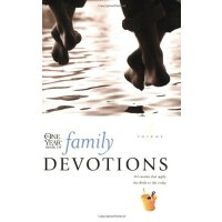 One Year Book of Family Devotions, Vol. 1 [ISBN: 978-084232