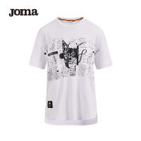 Joma X Jean-Michel Basquiat联名款女士短袖T恤20年夏季新款上衣满200减40