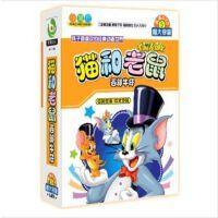 原装正版 早教卡通动画片汤姆猫TOM猫和老鼠西部牛仔5DVD 少儿卡通片 视频 光盘