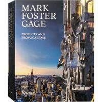 【英文画册】Mark Foster Gage超乎想象的建筑与装置艺术设计 马克.福斯特.盖奇作品集 书籍
