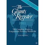 【预订】The Grants Register: The Complete Guide to Postgraduate