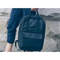 帆布背包双肩包男电脑包15.6寸时尚潮流校园书包女学生韩版旅行包