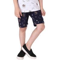 【专区59元3件】加菲猫童装男童夏装款中大童五分短裤子GFC16225