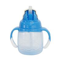 【当当自营】Pigeon贝亲 magmag吸管式宝宝杯(蓝色)DA75 水壶/水杯/吸管杯 贝亲洗护喂养用品