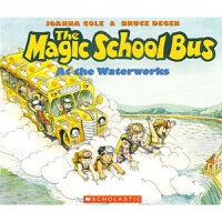 【中商原版】[英文原版]The Magic School Bus At The Waterworks