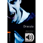 Oxford Bookworms Library: Level 2: Dracula MP3 Pack
