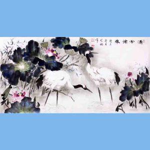 中国青年美术家协会常务理事,中国扇子艺术学会会员,中国山水画院专业画家,山东美术家协会会员,国家一级美术师高云鹏(清风徐来)