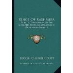 【预订】Kings of Kashmira: Being a Translation of the Sanskrita