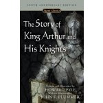 The Story of King Arthur and His Knights 亚瑟王与圆桌骑士 英文原版小说传奇故