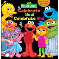 【预订】Sesame Street: Celebrate You! Celebrate Me!: A Peek and