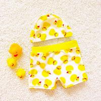 男童泳衣小童分体儿童泳裤男宝宝游泳衣1-2-3-4-5岁男孩儿童泳衣