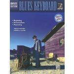 【预订】Blues Keyboard Method Complete: Book & CD