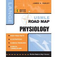 【预订】USMLE Road Map Physiology