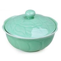 普润(PU RUN) 陶瓷故事 青瓷餐具炖锅 宋代名窑龙泉窑传统技艺