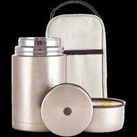 5P5 焖烧杯焖烧壶保温饭盒304不锈钢粥桶闷烧杯汤罐大容量