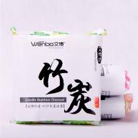 文博10包装 装修除味吸湿净化空气甲醛50g竹炭包