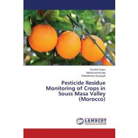 Pesticide Residue Monitoring of Crops in Souss Masa Valley
