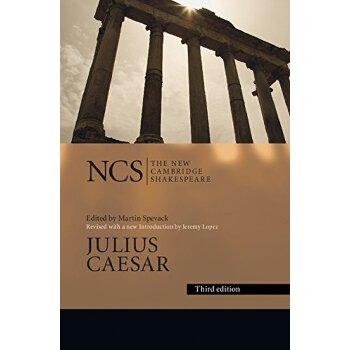 【预订】Julius Caesar 9781107459748 美国库房发货,通常付款后3-5周到货!
