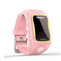 阿巴町三代KT01W 儿童防水智能定位手表360插卡手环电话可插卡通话