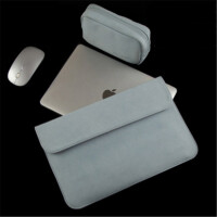 ?苹果笔记本air13.3寸电脑包Macbook12内胆包pro13保护套15皮套11?