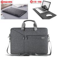 苹果笔记本macbook air13手提电脑包15.6寸macbook pro15内胆包14女13.