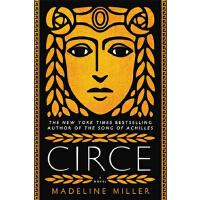 【现货】英文原版 喀耳刻 Circe 阿基里斯之歌作者Madeline Miller新作 古希腊神话故事再创作 纽约时
