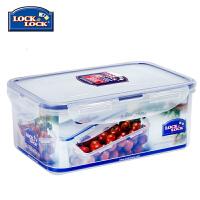 乐扣乐扣塑料长方形1.4L 保鲜盒 密封实用饭盒 便当盒HPL817H
