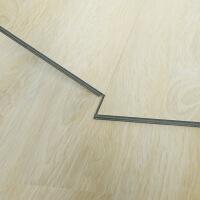 锁扣pvc地板 拼装卡扣式自贴地板胶家装免胶塑料地板加厚耐磨防水