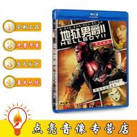 正版高清蓝光dvd电影碟片 地狱男爵2 蓝光碟BD50盒装英语原声