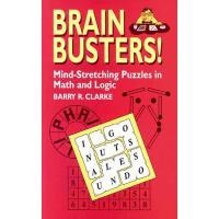 【预订】Brain Busters! Mind-Stretching Puzzles in Math and Logi
