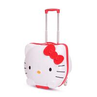 儿童拉杆箱女旅行箱公主卡通可爱19寸学生小孩皮箱女童宝宝行李箱 19寸
