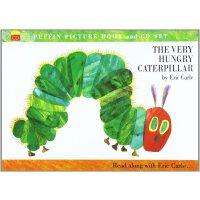 英文原版 饥饿的毛毛虫 The Very Hungry Caterpillar