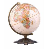 30cm中英文政区古典立体地球仪 北京博目地图制品有限公司 9787503034213