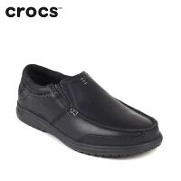 【2双3折】Crocs卡洛驰男鞋运动休闲鞋透气布面轻质系带|202052 肖恩睿智男士便鞋