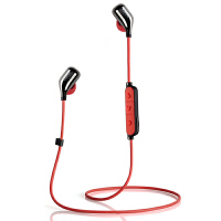 【当当自营】EDIFIER漫步者 W290BT无线蓝牙入耳式音乐通话耳机钛黑红色