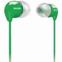 飞利浦SHE3590 入耳式mp3耳机 音乐耳机 3.5毫米通用插口 时尚外观 小巧舒适 多色可选