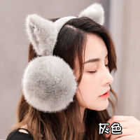 耳罩冬天冬季保暖耳套耳包女生护耳朵耳捂子防冻可爱儿童韩版耳帽