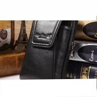 休闲男士手机腰包穿皮带腰包迷你零钱包多功能4.7-5.5-6寸SN7915