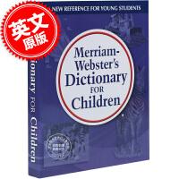 [现货]英文原版 Merriam Webster Dictionary 韦氏儿童字典