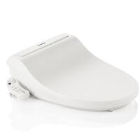 【当当自营】 松下智能马桶盖洁身器暖风除臭遥控全能电子坐便盖DL-7230CWS