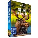 孤独星球Lonely Planet国际指南系列:美国国家公园