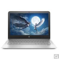 惠普(HP)ENVY 13-D025TU 13.3英寸超薄便携笔记本电脑 I5-6200U 8G 256G固态 集显 3K超清屏 背光键盘 蓝牙 WIN10 银色