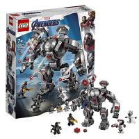 【当当自营】乐高LEGO 复仇者联盟 76124 战争机器重武装机甲