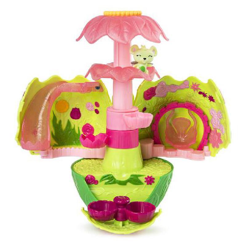 哈驰魔法蛋(HATCHIMALS)新款神秘乐园场景玩具可孵化蛋女童玩具生日礼物万花筒 2种创意玩法 多种场景 可容纳20+只宠物