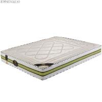 天然乳胶床垫1.5 1.8米独立弹簧床垫椰棕垫软硬两用定做席梦思
