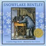 【中商原版】雪花人 英文原版 Snowflake Bentley 1999年凯迪克金奖 真实人物传记绘本