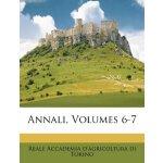 Annali, Volumes 6-7 (Italian Edition) [ISBN: 978-1247176833
