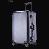 超大行李箱万向轮大容量拉杆箱30寸男女出国铝框密码旅行箱子26寸